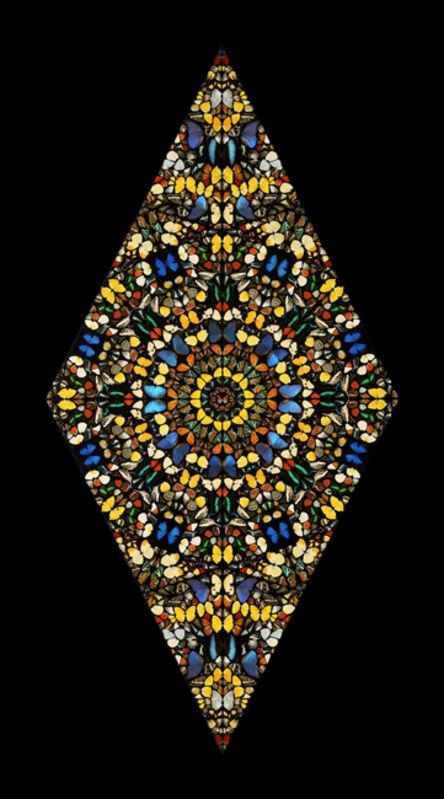 Damien Hirst, 'Sceptic', 2006, Print, Screen print with glazes on Somerset Tub 410gsm paper, Joseph Fine Art LONDON