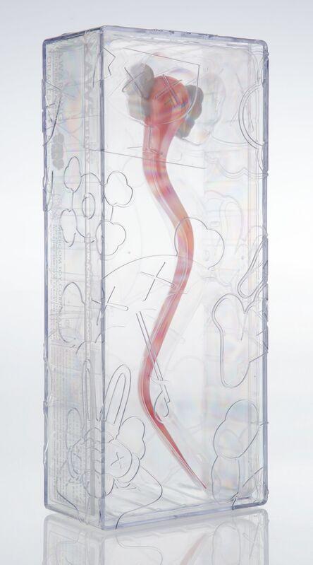 KAWS, 'Bendy (Red)', 2003, Sculpture, Painted cast vinyl, Heritage Auctions