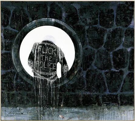 Daniel Richter - Lonely Old Slogans, installation view