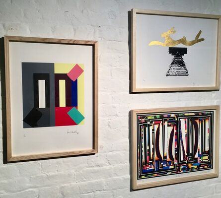 Chelsea Special, installation view