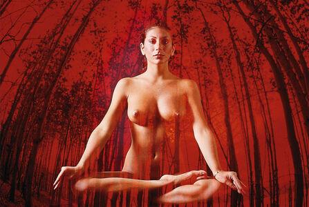 Michael Yamaoka, 'Yoga Nude', 2020