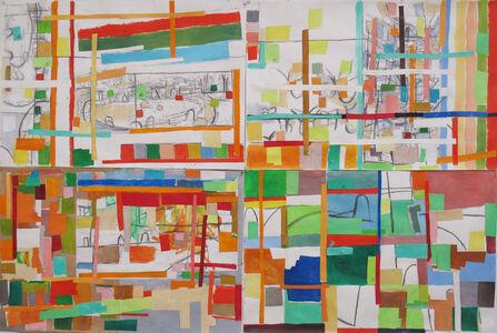 Hearne Pardee, 'Wall Grid', 2020