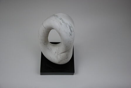 Maeba Hinrichsen, 'White eye', 2016