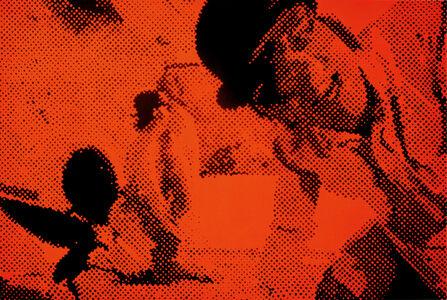 Benjamin Grivot, 'Orange Mécanique', 2019