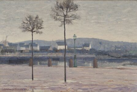 Charles Fromuth, 'Concarneau', 1893