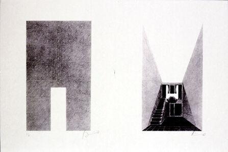 Tadao Ando, 'Row House,Sumiyoshi', 2004