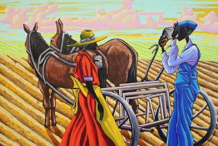 Leroy Campbell, 'Farm Land', 2018