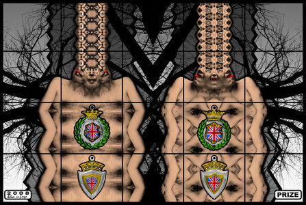 Gilbert and George, 'Prize', 2008