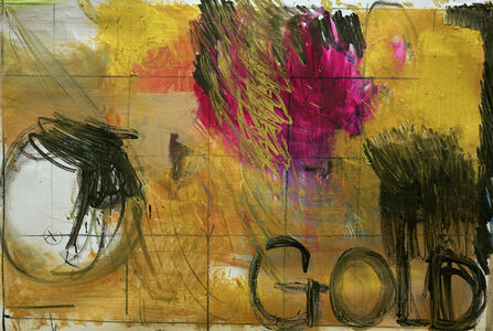 Song Yuanyuan 宋元元, 'gold 焦虑', 2020