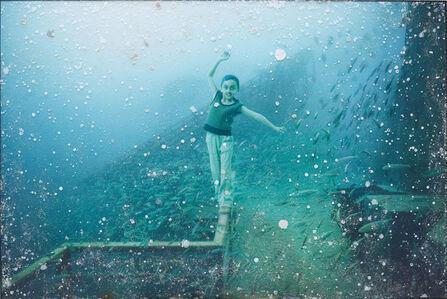 Andreas Franke, 'Balancing Bob (The Sinking World–Vandenberg Project)', 2011