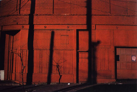 Harry Callahan, 'Kansas City', 1981