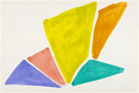 Sydney Ball, 'Attica Yellow', 2013