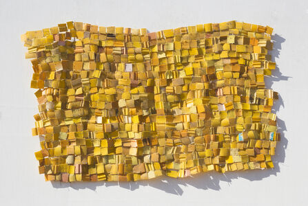 Serge Attukwei Clottey, 'To be solved', 2018
