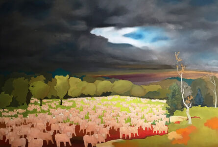 Purdy Eaton, 'The Coming Storm', 2010