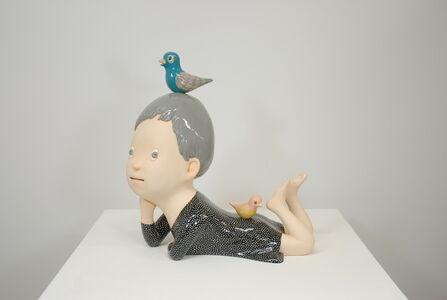 Yasuhito Kawasaki, 'Two Birds', 2019