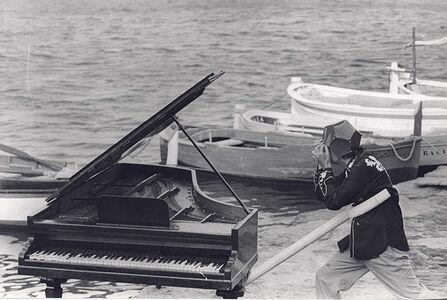Monique Jacot, 'Salvador Dalì ', 1966