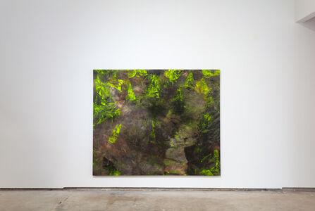 Mette Tommerup, 'Garden of Ur (Black and Fluorescent Yellow) ', 2019