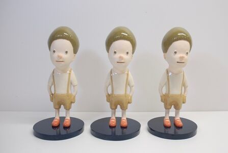 Yasuhito Kawasaki, 'Self-Portrait that became Pinocchio', 2019