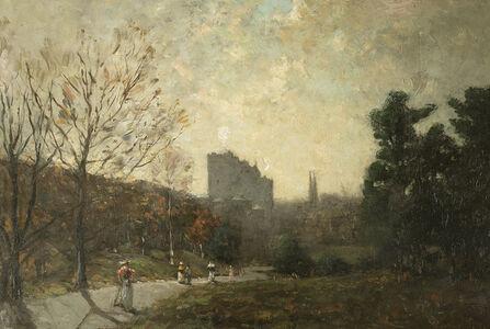 Jullian Walbridge Rix, 'In the Park'