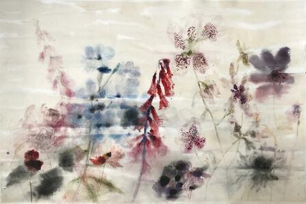 Lourdes Sanchez, 'Untitled (Foxgloves, Orchids)', 2019