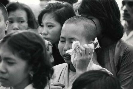 Larry Burrows, 'Vietnam on the Buddhist Crisis, 6/17/63', 1963