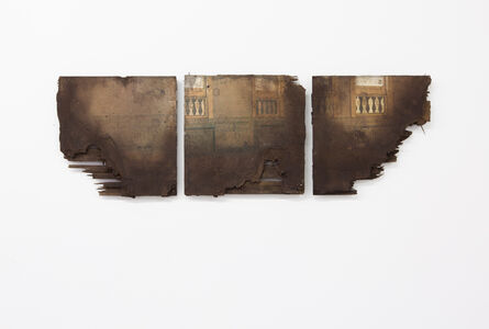Drew Conrad, 'Debris No.8 (Boys in the Trees)', 2012