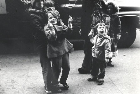 Louis Faurer, 'New York, NY', 1975