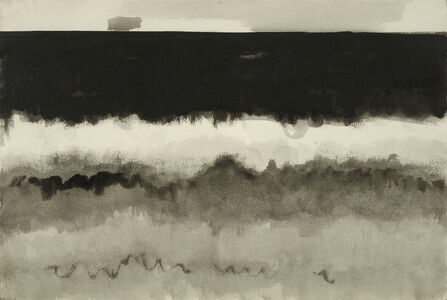 Herman Maril, 'Breakers', 1977
