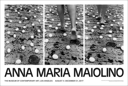 Anna Maria Maiolino, 'Anna Maria Maiolino Exhibition Poster', 2017