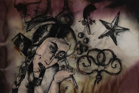 Anju Dodiya, 'The Night has a Thousand Eyes', 2008