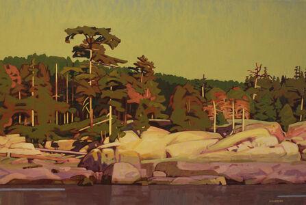 Clayton Anderson, 'Granite Coast', 2019