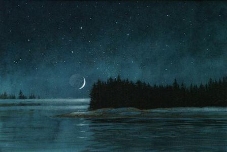 Greg Mort, 'The Night Rolls In', 2011