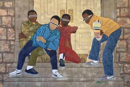 Phyllis Stephens, 'Back in the Days', 2018