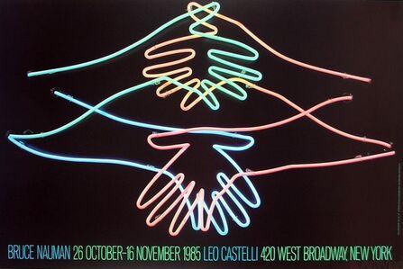 Bruce Nauman, 'Big Welcome', 1985