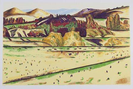 Jeffrey Makin, 'Rubicon Valley', 1996