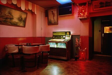 Greg Girard, 'Bar Interior, Tsimshatsui', 1985