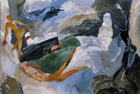 Carole Eisner, 'Voyage', 1987