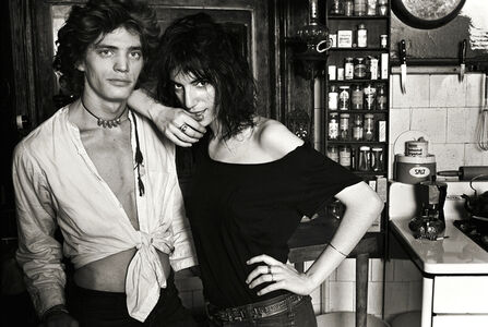 Norman Seeff, 'Robert & Patti II, Robert Mapplethorpe & Patti Smith, New York, NY', 1969