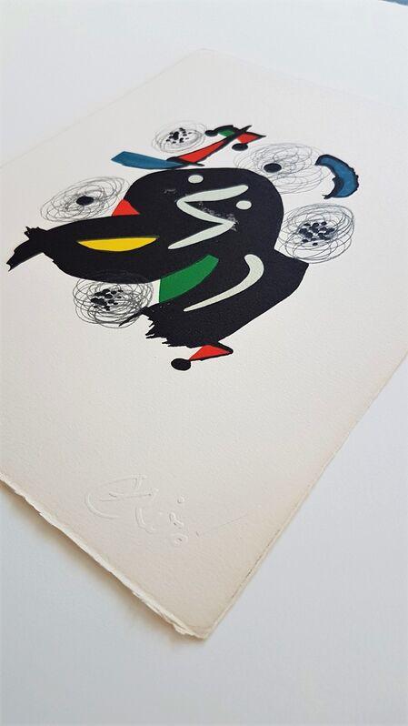 Joan Miró, 'La Mélodie Acide - 4', 1980, Print, Color lithograph, Cerbera Gallery