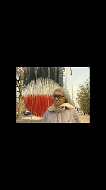 Jesús Rafael Soto, 'Maqette de la Sphere Lutetia', 1995-2014, Sculpture, Painted aluminum and Plexiglas, Mark Hachem Gallery