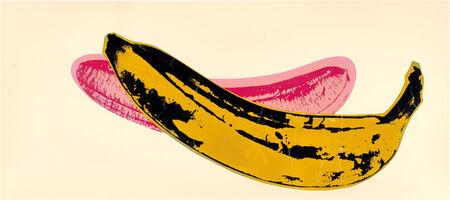 Andy Warhol, 'Banana (F. & S. 10)', 1966