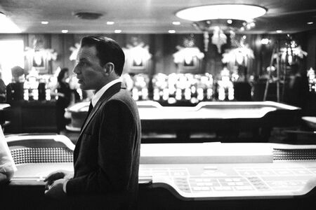 Bob Willoughby, 'Frank Sinatra at the Craps Tables, Sands Hotel, Las Vegas', 1960