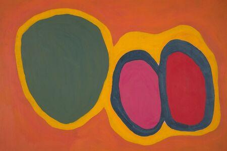 Jules Olitski, 'Basium Blush', 1960