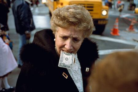 Jeff Mermelstein, 'New York City 1992', 1992