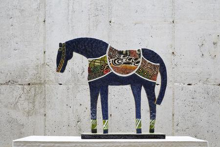 Shin Sang Ho, 'Minhwa horse', 2014