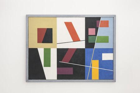 Sophie Taeuber-Arp, 'Six Espaces Distinct', 1939