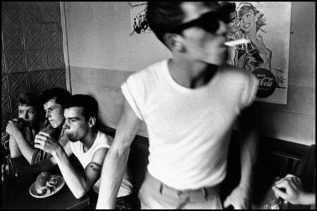 Bruce Davidson, 'Brooklyn Gang. New York City', 1959
