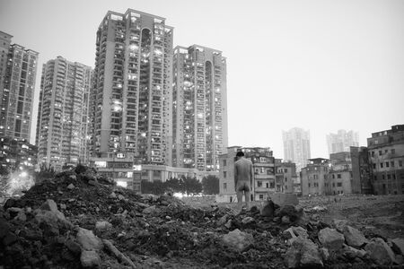 Liu Tao 刘涛, 'A Weak Road n°45', 2012