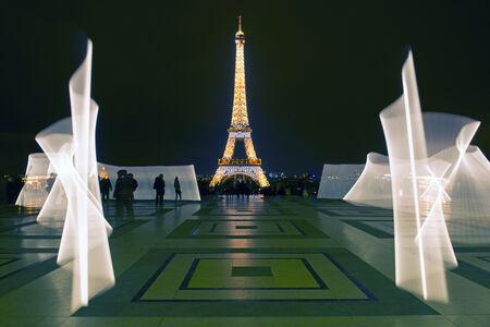 Vicki da Silva, 'Eiffel, Eiffel 2', 2013