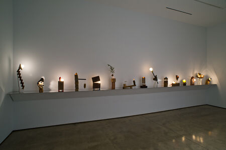 Colby Bird, 'House Lamps', 2014
